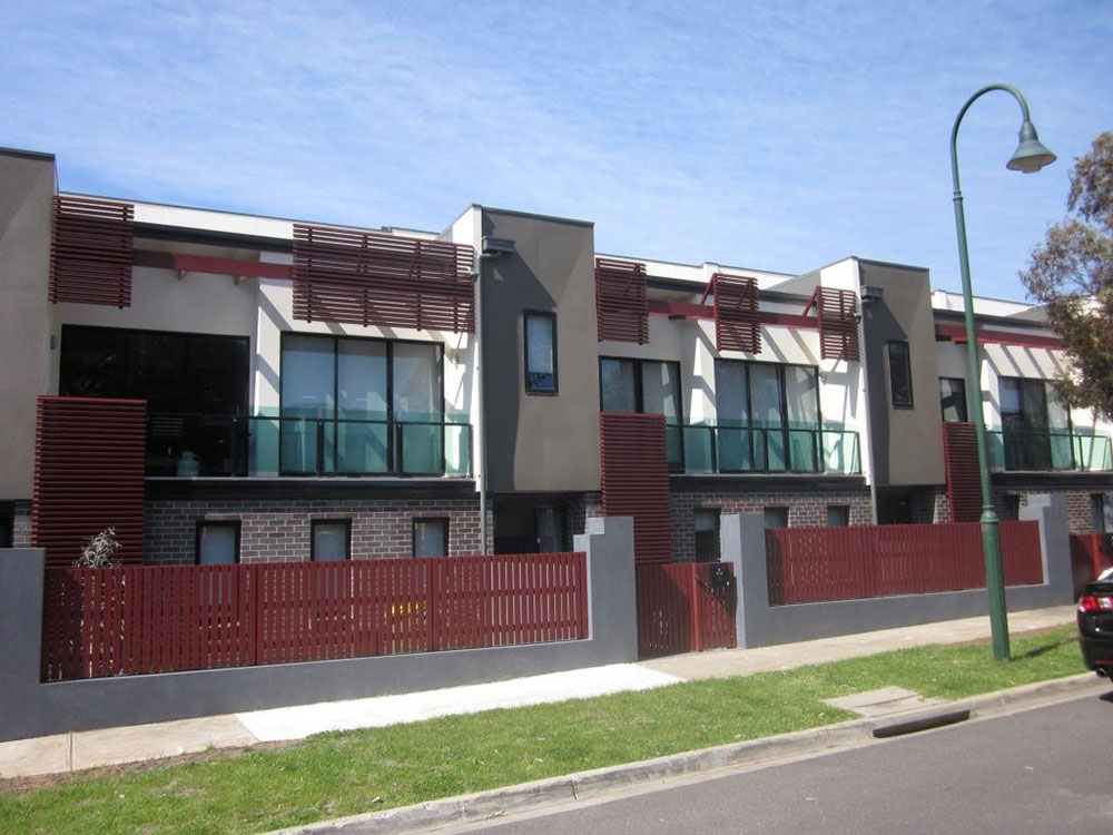View all Residential projects